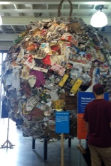 Minnesotans throw out this much trash every 30 seconds (Eco-Experience Progress Center)