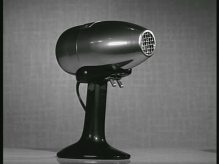 1955 hair dryer